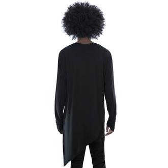 tričko pánské s dlouhým rukávem KILLSTAR - Azazel Asymmetrical, KILLSTAR