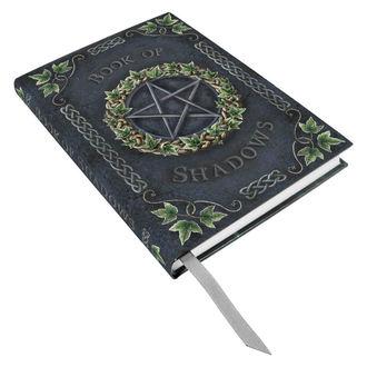 poznámkový blok Embossed Book of Shadows Ivy - B0315B4