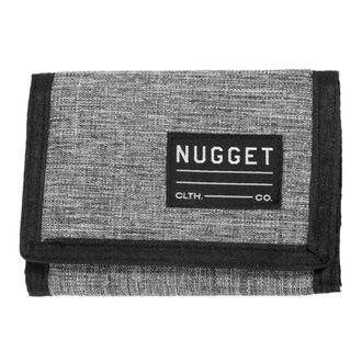 peněženka NUGGET - EVERLONG - B - 1/26/38 - Heather Grey Black, NUGGET