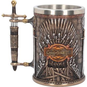hrnek (korbel) Hra o trůny - Iron Throne, NNM