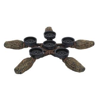 svícen (dekorace) Broomstick Pentagram, NNM