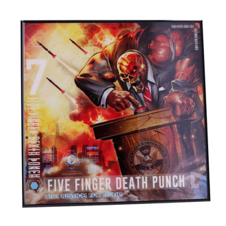 obraz Five Finger Death Punch - Justice for None, NNM, Five Finger Death Punch