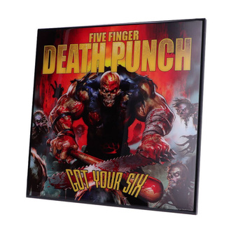 obraz Five Finger Death Punch - Got Your Six, NNM, Five Finger Death Punch