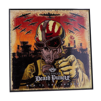 obraz Five Finger Death Punch - War is the Answer, NNM, Five Finger Death Punch