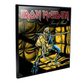 obraz Iron Maiden - Piece of Mind, NNM, Iron Maiden