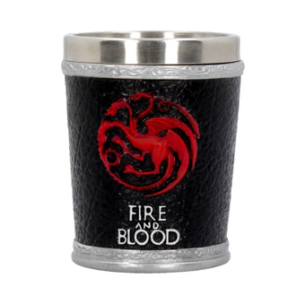 panák Game of thrones - Fire and Blood, NNM, Game of thrones