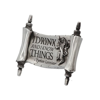 magnet Game of thrones - I Drink and I Know, NNM, Game of thrones