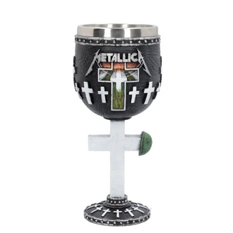 kalich Metallica - Master of Puppets, NNM, Metallica
