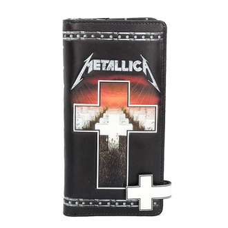 peněženka Metallica - Master of Puppets, NNM, Metallica