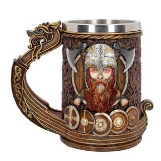 hrnek (korbel) Drakkar Viking, NNM