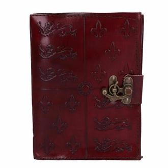 poznámkový blok Medieval Leather, NNM