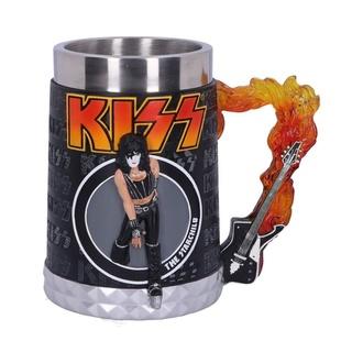 hrnek (korbel) KISS - Flame Range The Starchild, NNM, Kiss