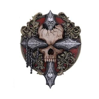 dekorace nástěnná Cross Of Darkness, NNM
