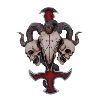 dekorace nástěnná Devils Cross, NNM