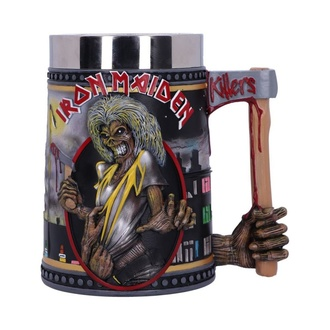 hrnek (korbel) Iron Maiden - The Killers, NNM, Iron Maiden