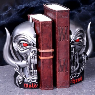 dekorace (zarážka na knihy) Motörhead - Warpig Bookends, NNM, Motörhead