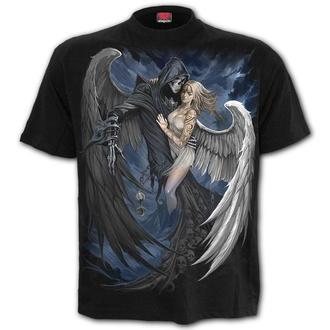 tričko pánské SPIRAL - FALLEN - Black, SPIRAL