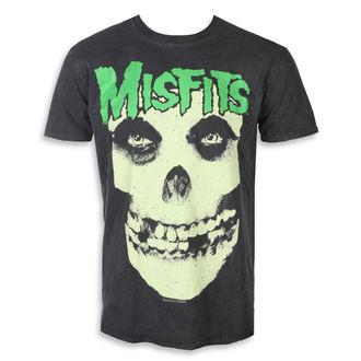 tričko pánské MISFITS - LARGE SKULL - PLASTIC HEAD, PLASTIC HEAD, Misfits