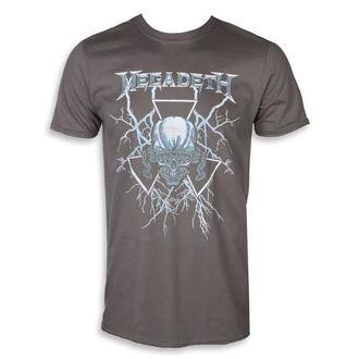 tričko pánské MEGADETH - ELEC VIC - PLASTIC HEAD, PLASTIC HEAD, Megadeth