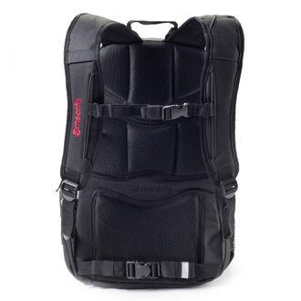 batoh MEATFLY - Basejumper 3 - D Black, MEATFLY