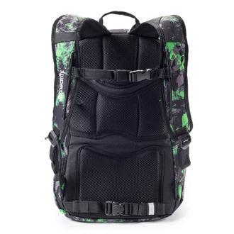 batoh MEATFLY - Basejumper 3 - H Tilt Green, MEATFLY