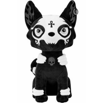 plyšová hračka KILLSTAR - BAST - UNDERWORLD - Black, KILLSTAR