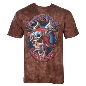 tričko pánské LYNYRD SKYNYRD - SOUTH OF HEAVEN - LIQUID BLUE, LIQUID BLUE, Lynyrd Skynyrd