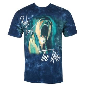 tričko pánské Pink Floyd - SCREAMING FACE - LIQUID BLUE, LIQUID BLUE, Pink Floyd