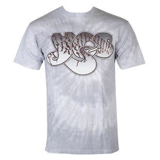 tričko pánské Yes - SPIRAL - LIQUID BLUE - 11900