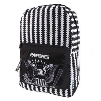 batoh RAMONES - LETS GO CREST - CLASSIC, NNM, Ramones