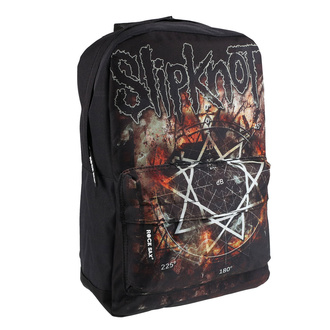 batoh SLIPKNOT - Pentagram, NNM, Slipknot