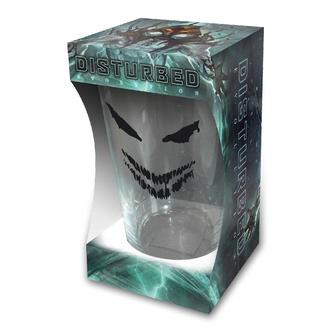 sklenice Disturbed - Evolution - RAZAMATAZ, RAZAMATAZ, Disturbed