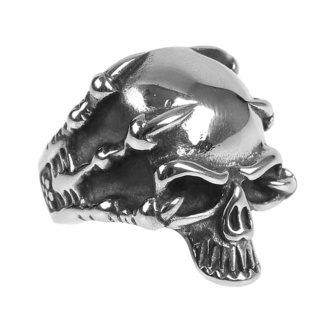 prsten ETNOX - Skull, ETNOX