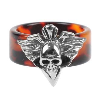prsten ETNOX - Brown Skull, ETNOX