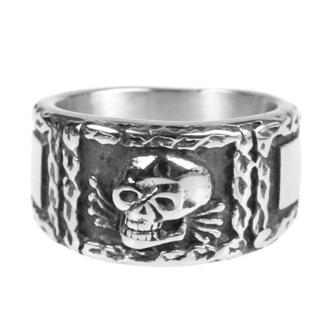prsten ETNOX - Signet Skull, ETNOX