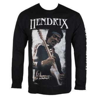 tričko pánské s dlouhým rukávem Jimi Hendrix - AUTHENT VOODOO CHILD BLK - BRAVADO, BRAVADO, Jimi Hendrix