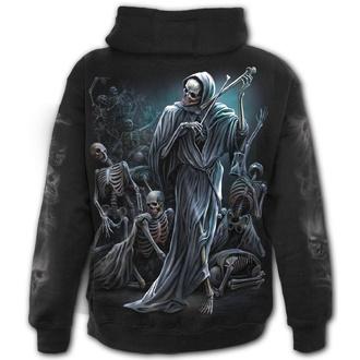 mikina pánská SPIRAL - DANCE OF DEATH - Black, SPIRAL