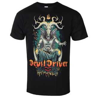 tričko pánské DEVILDRIVER - GOAT - PLASTIC HEAD, PLASTIC HEAD, Devildriver