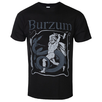 tričko pánské BURZUM - SERPENT SLAYER - PLASTIC HEAD, PLASTIC HEAD, Burzum