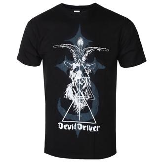 tričko pánské DEVILDRIVER - BAPHOMET - PLASTIC HEAD, PLASTIC HEAD, Devildriver