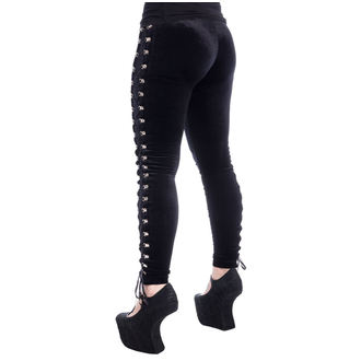 kalhoty dámské (legíny) Chemical Black - BEETLE - BLACK, CHEMICAL BLACK