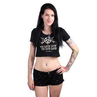 tričko dámské (top) BELIAL - Irrensposible hate, BELIAL