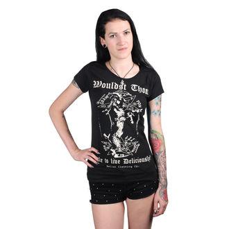 tričko dámské BELIAL - VVitch, BELIAL