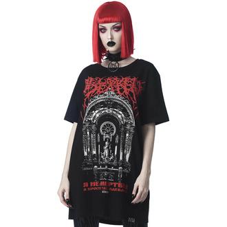 tričko unisex KILLSTAR - Beloved- Black, KILLSTAR