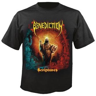 tričko pánské BENEDICTION - Scriptures - NUCLEAR BLAST, NUCLEAR BLAST, Benediction