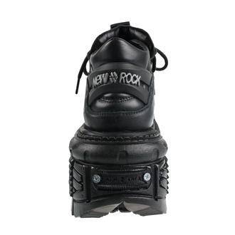boty NEW ROCK - NEGRO TORNILLOS