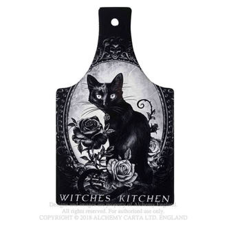 degustační prkénko (dekorace) ALCHEMY GOTHIC - Witches Kitchen, ALCHEMY GOTHIC