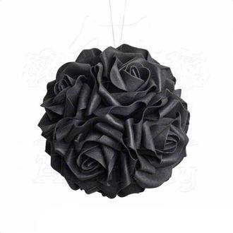 dekorace ALCHEMY GOTHIC - Black Rose, ALCHEMY GOTHIC