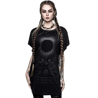 šaty dámské (tunika) KILLSTAR - Black Sun - KSRA003054