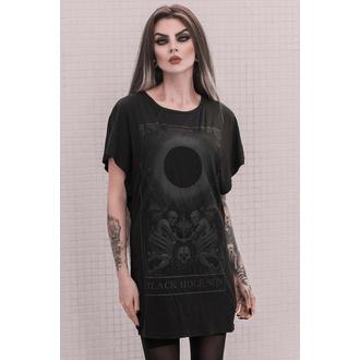 šaty dámské (tunika) KILLSTAR - Black Sun, KILLSTAR